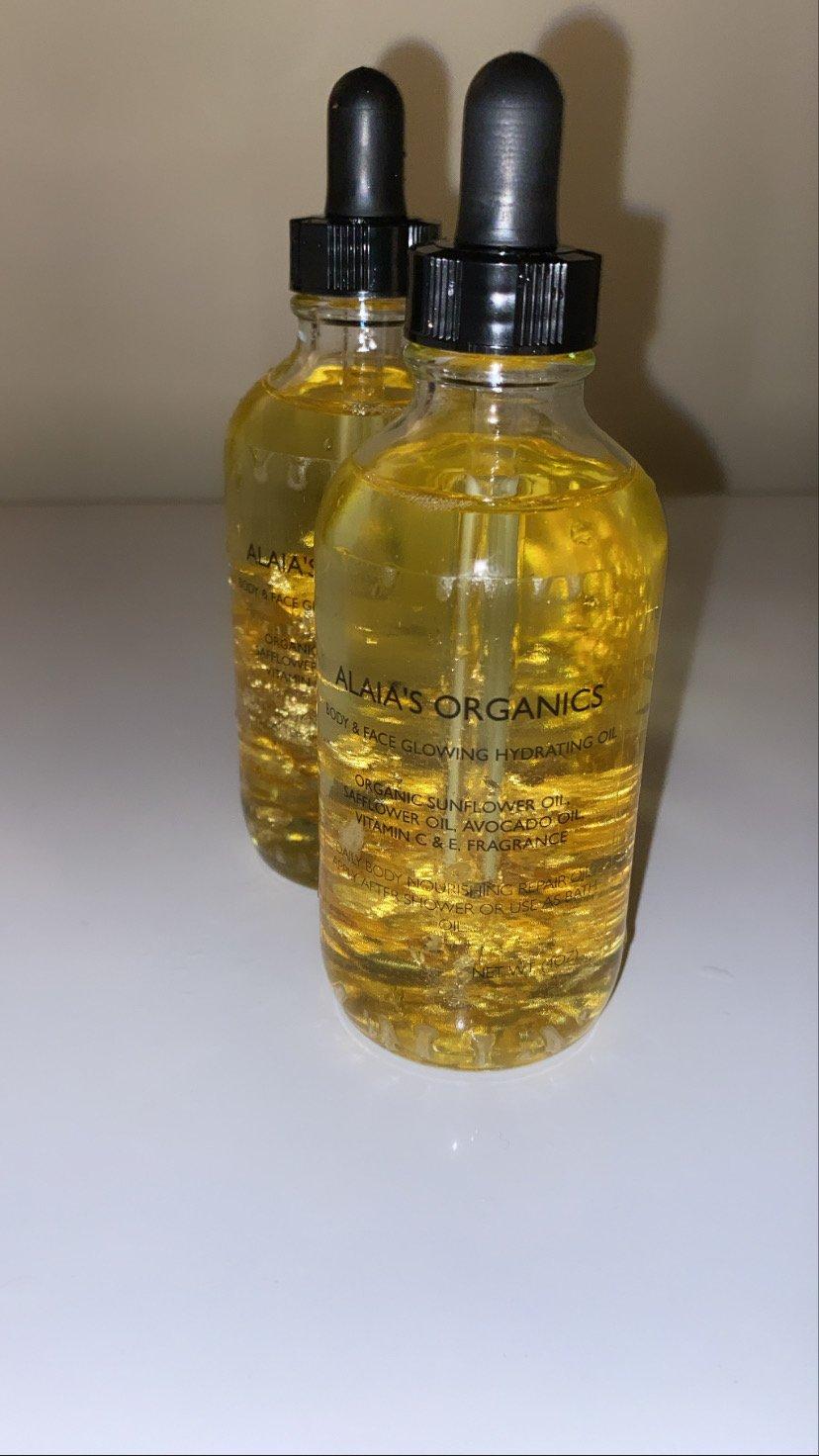 Serenity Face & Body Oil