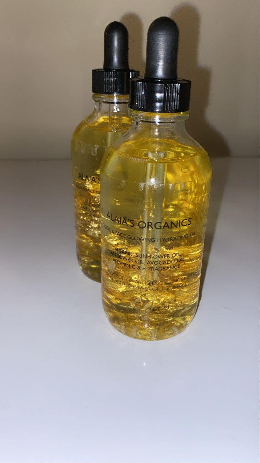 Image of Serenity Face & Body Oil
