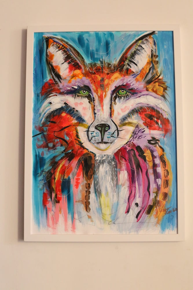Image of The Fox Named 'Ego'