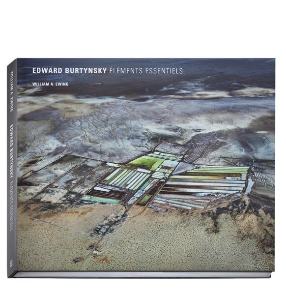 Image of  Éléments essentiels Edward Burtynsky