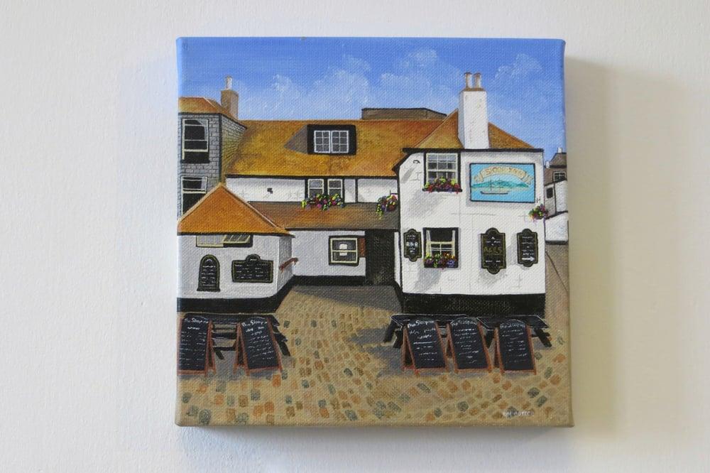 Image of The Sloop Inn, St Ives