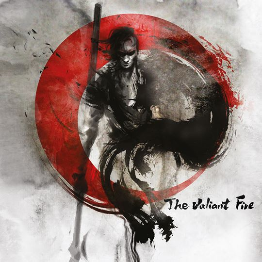 The Valiant Fire CD