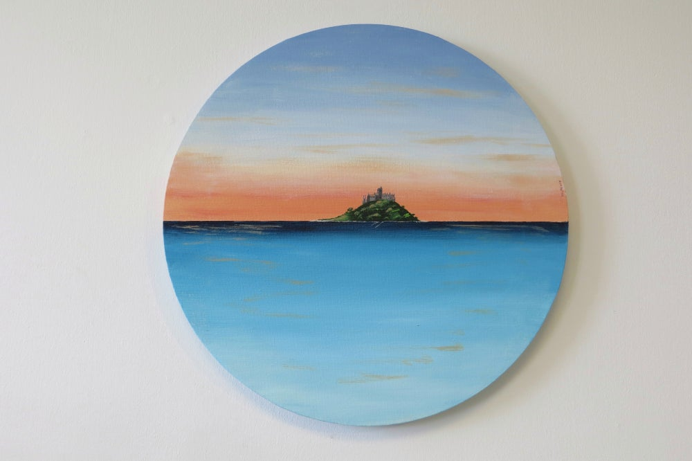 Image of St Michael's Mount Porthole