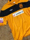 Match Worn 2013/14 Umbro Third Shirt