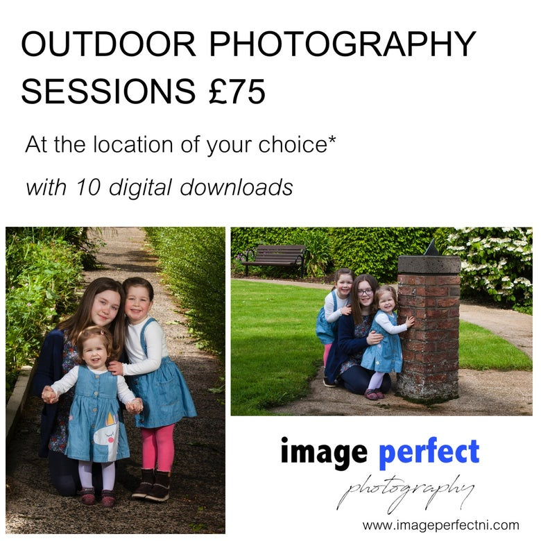 Image of Outdoor Family Photography