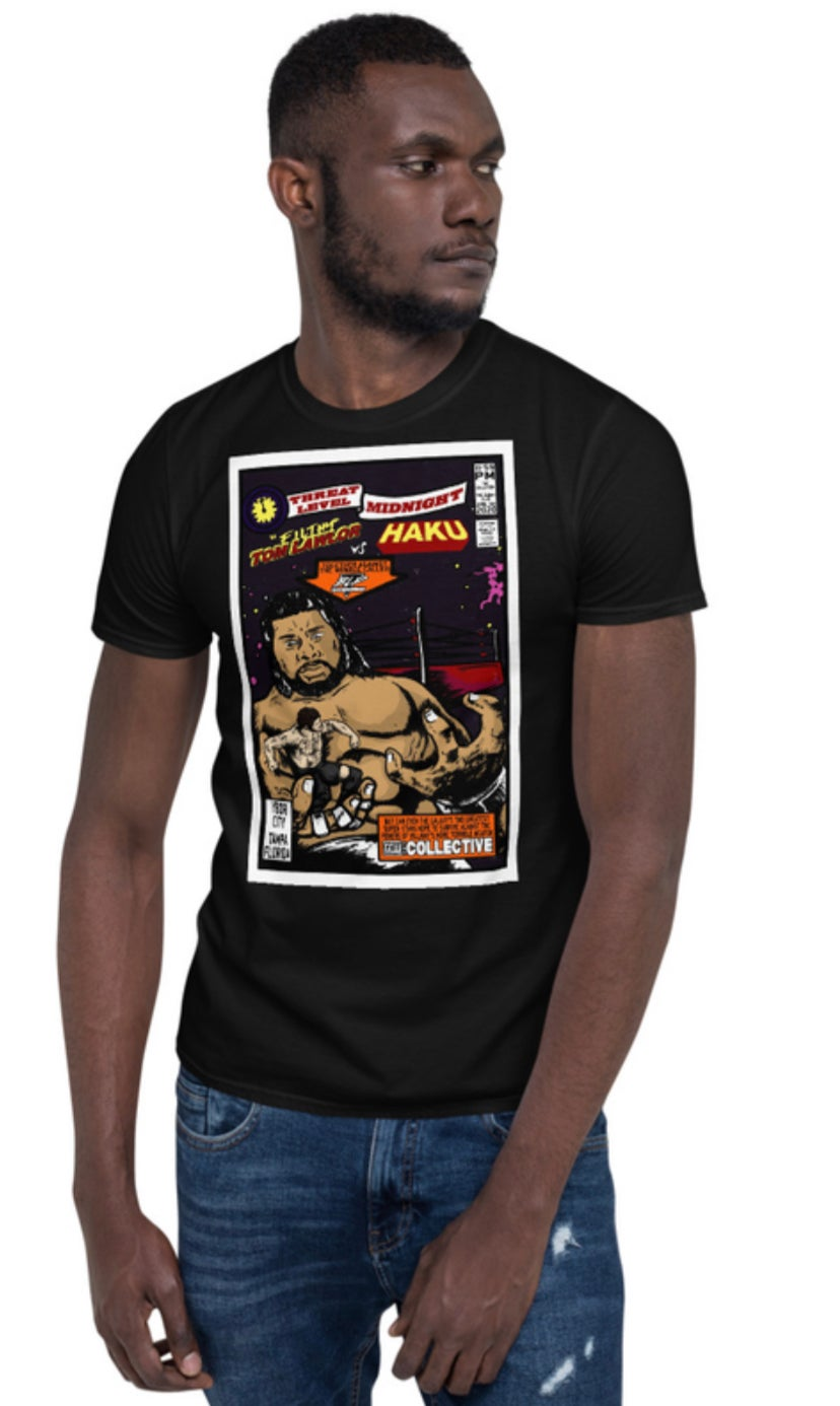 Lawlor vs Haku Shirt
