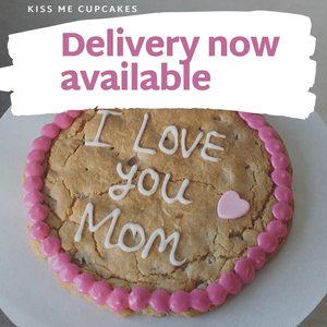 Image of Personalised Giant Cookies - Delivery