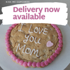 Personalised Giant Cookies - Delivery