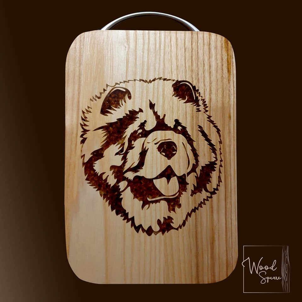 Image of Chow Chow Copping Board