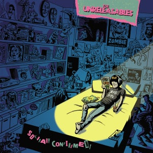 Image of The Unreleasables – Solitary Confinement LP