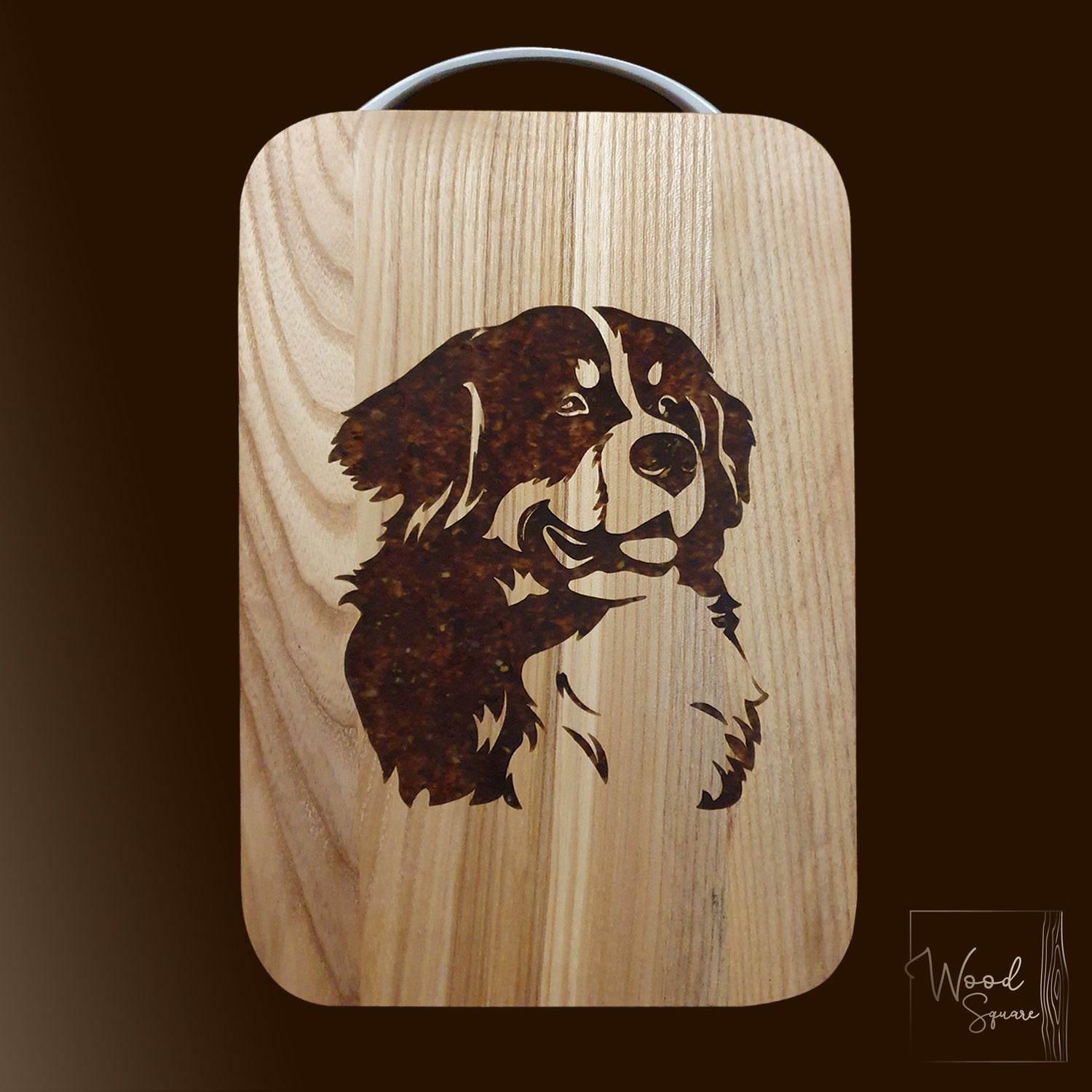 Image of St. Bernard Chopping Board
