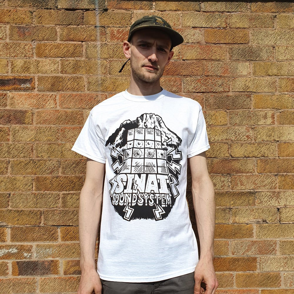 Image of Sinai Sound x Heartical Design T-Shirt