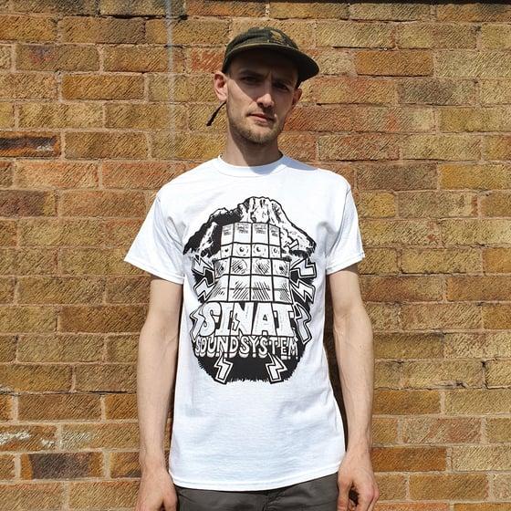 Image of Sinai Sound x Heartical Design T-Shirt
