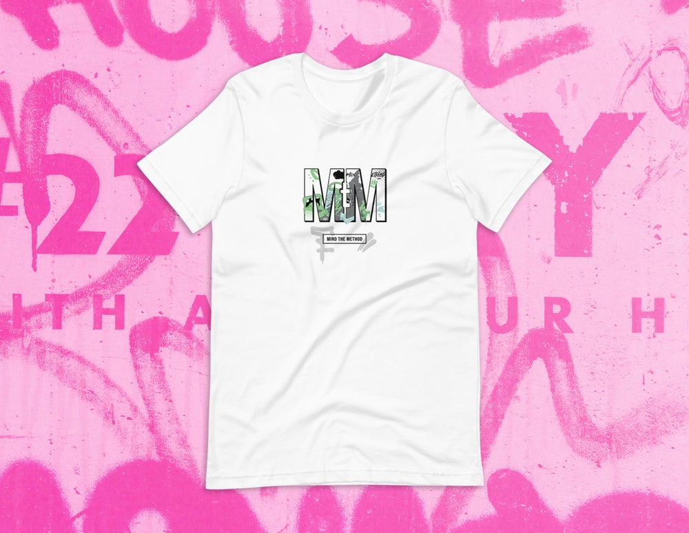 "Image of MTM ""Graffiti"" Tee Shirt"