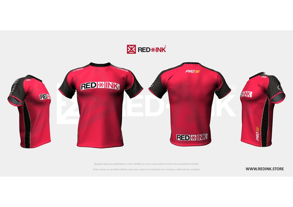 Image of CAMISETA TÉCNICA PRO TEAM