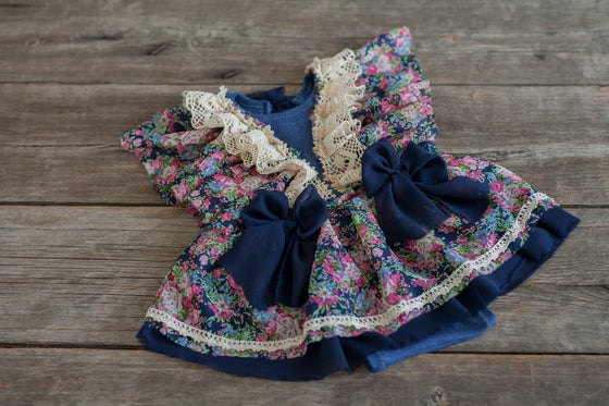 Image of LISA ROMPER - SITTERS SIZE