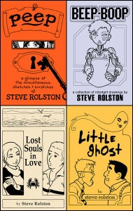 Image of Self-published 4-pack