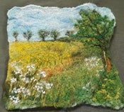 Image of Online Felt Landscape Picture 2 week course