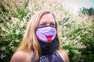 Themed Adjustable Face Masks