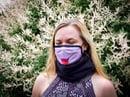 Image 5 of Themed Adjustable Face Masks