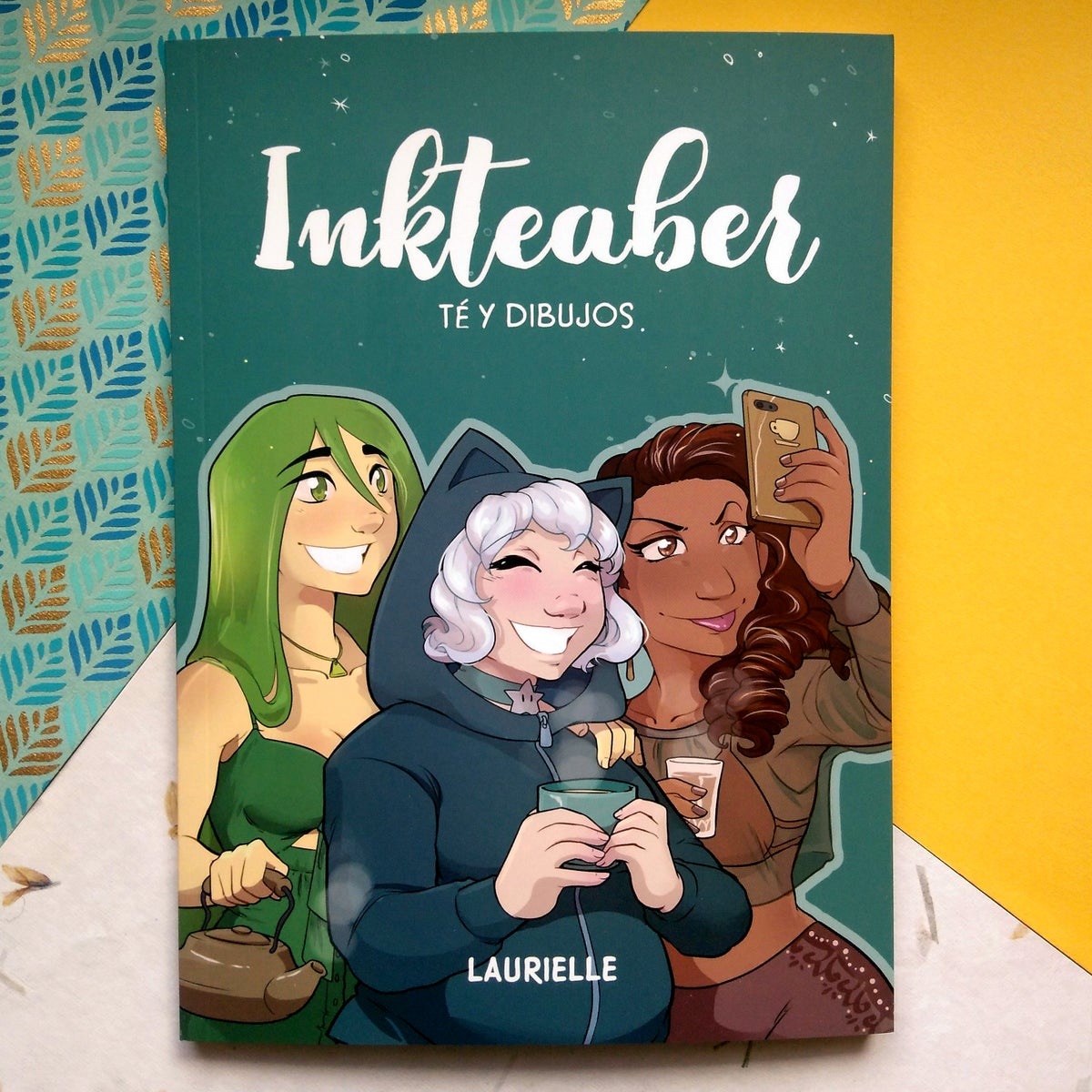 Image of Inkteaber | Artbook