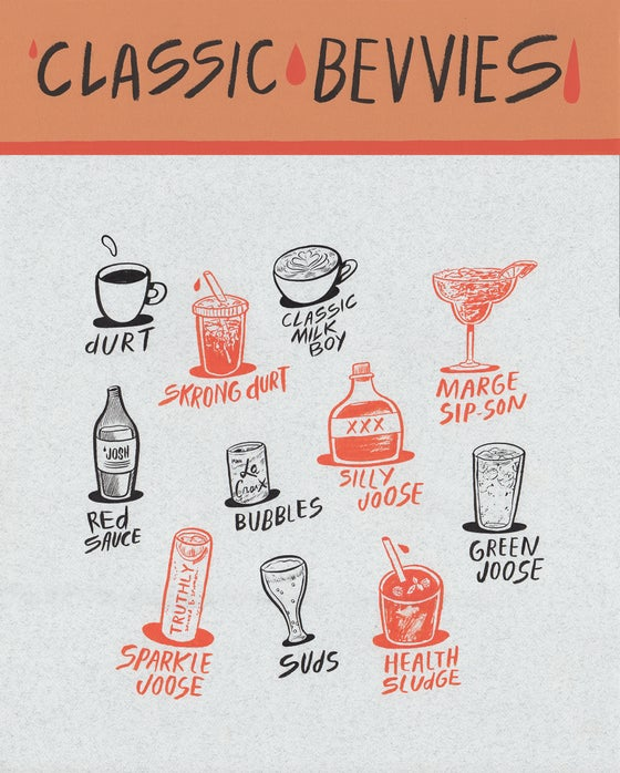 Image of Classic Bevvies