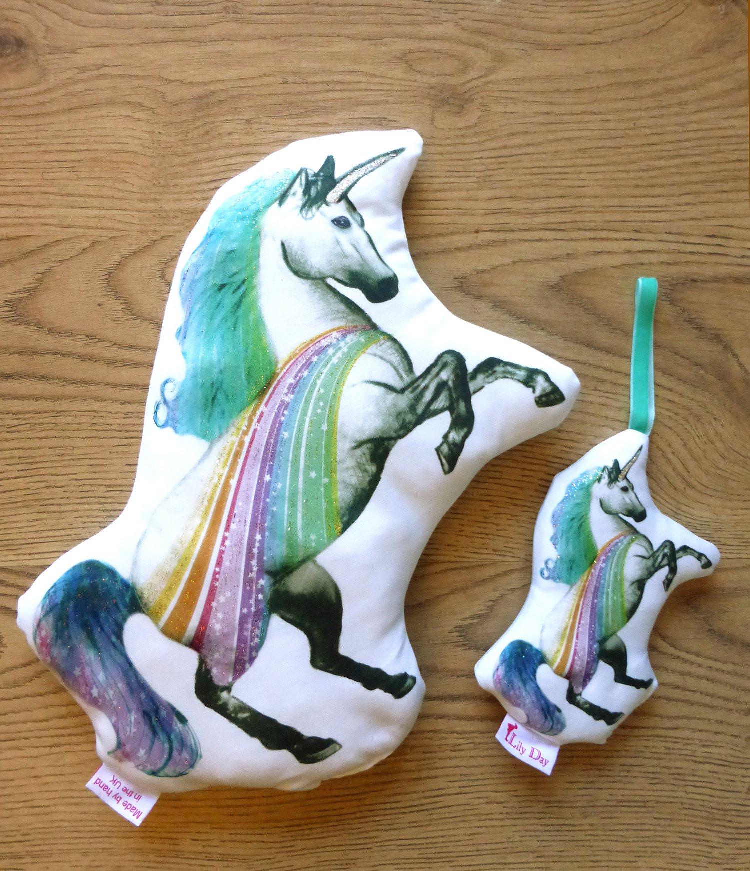 Image of Unicorn Cushion / Decoration