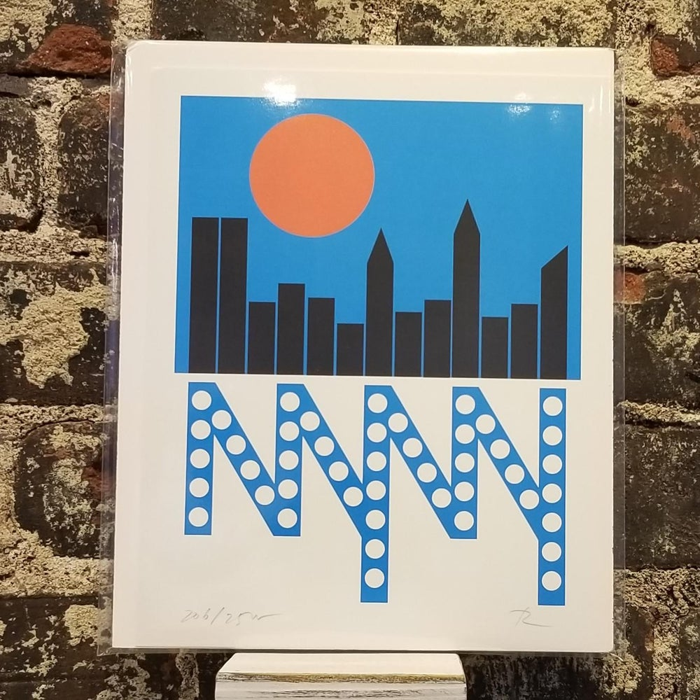 Image of Assorted American City Prints