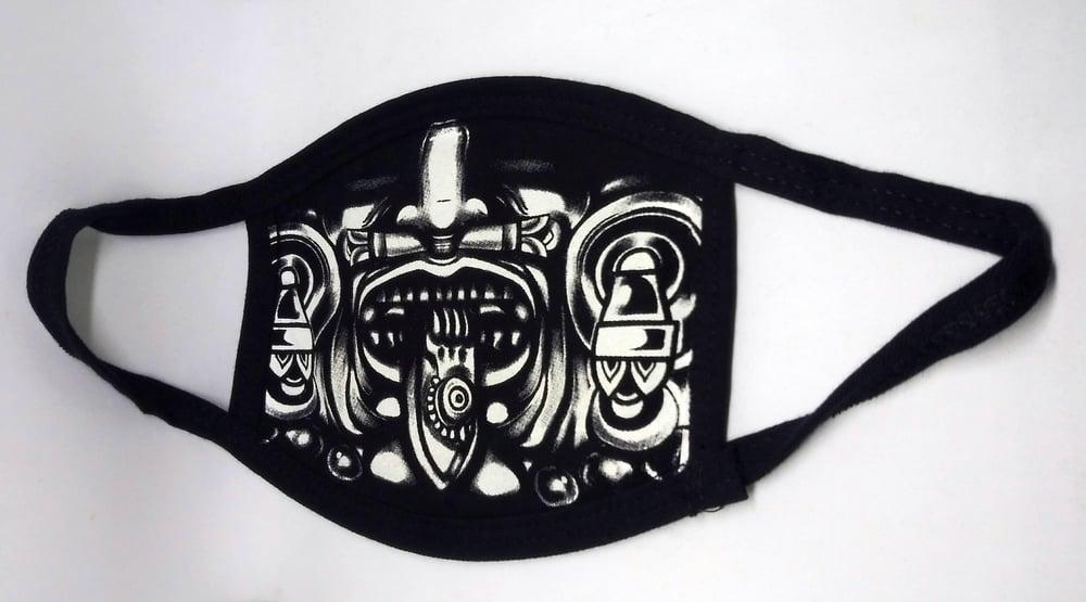 Image of Tonatiuh (Sun) Mask