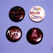 Image of Logo Button Badge