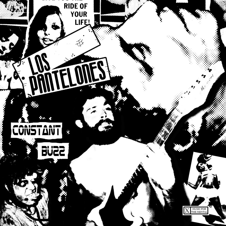 """Image of Los Pantelones """"Constant Buzz"""" CD"""