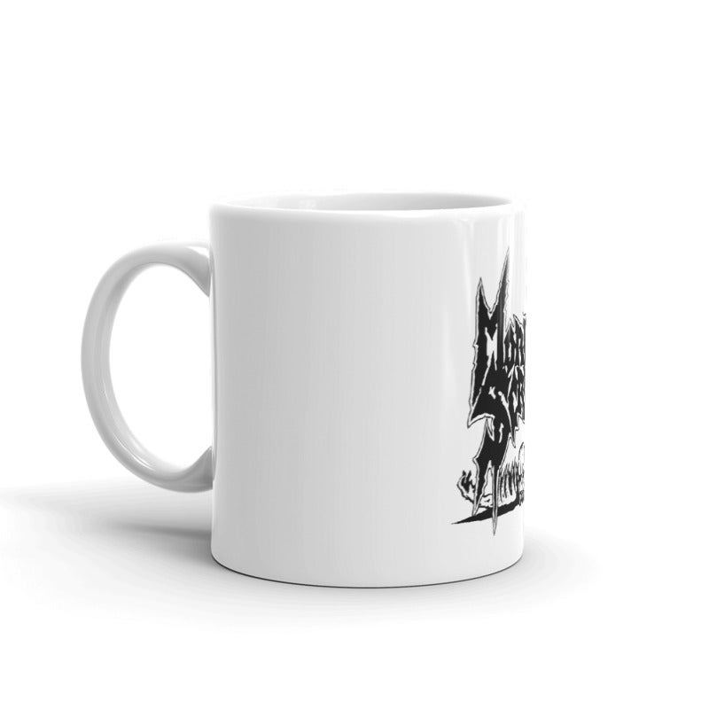 Image of MORBID SCREAM - LOGO MUG