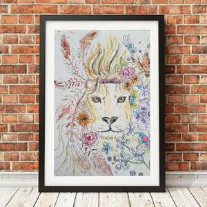Spirit of the Lion