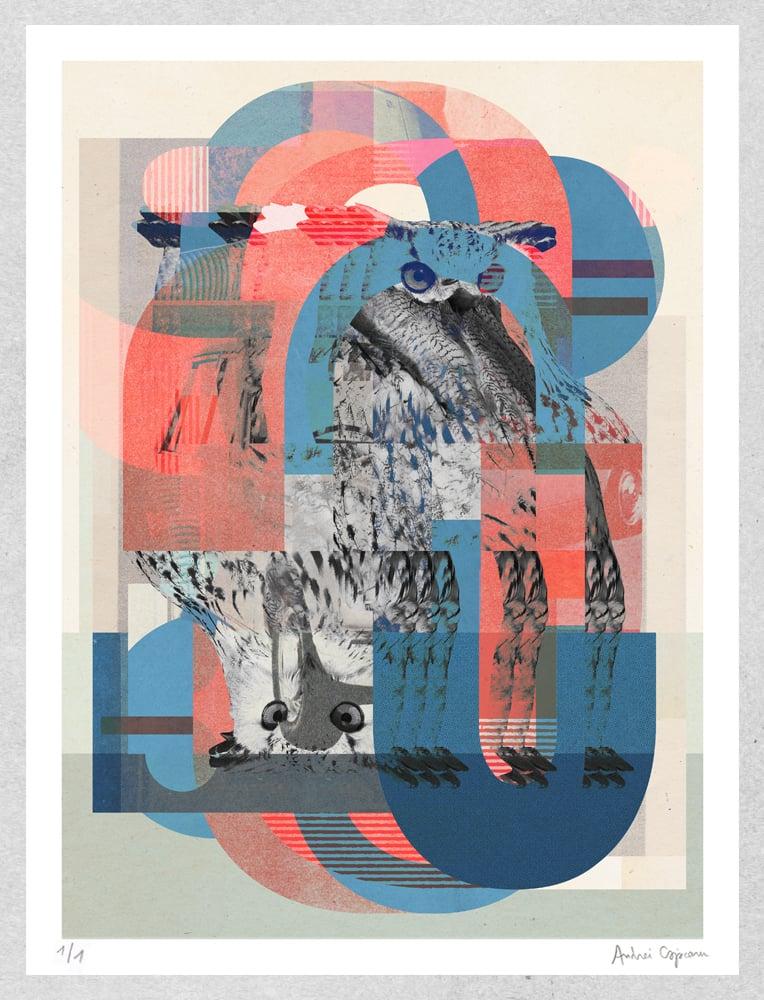OC01 - UNIQUE Fine Art print