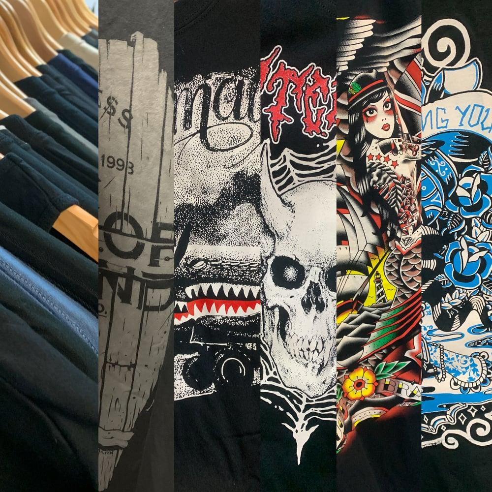 Mystery Box 5 Shirts