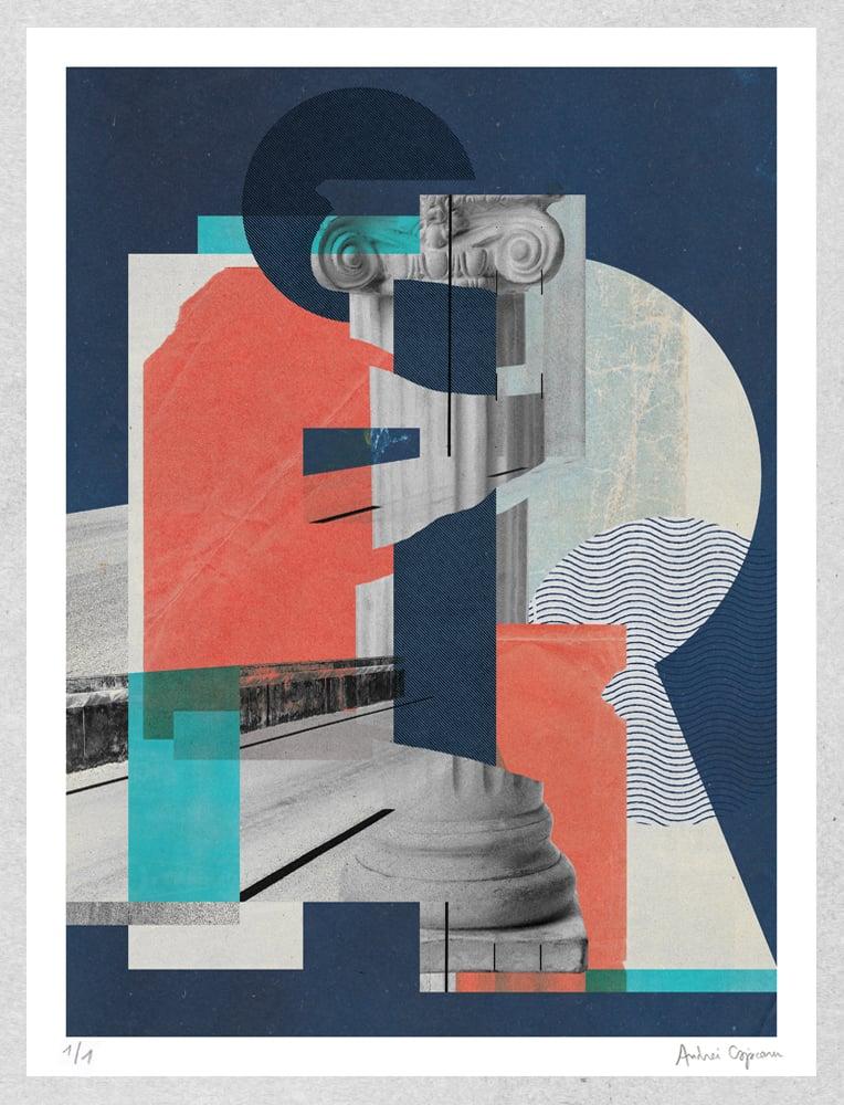 RI01 - UNIQUE Fine Art print