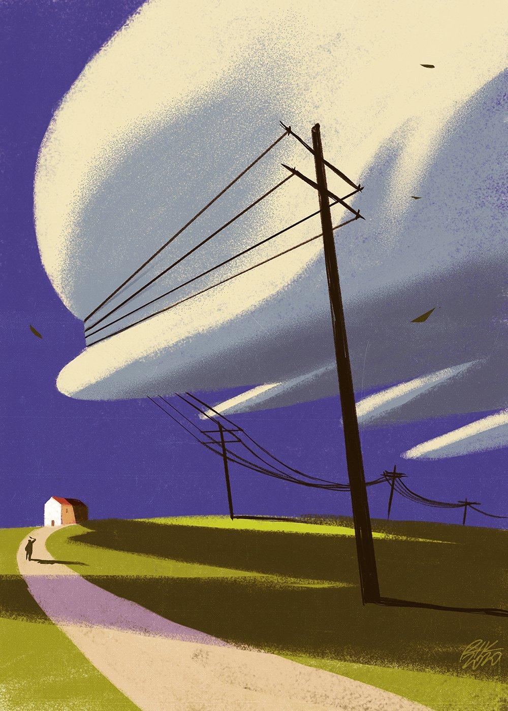 Il temporale #1