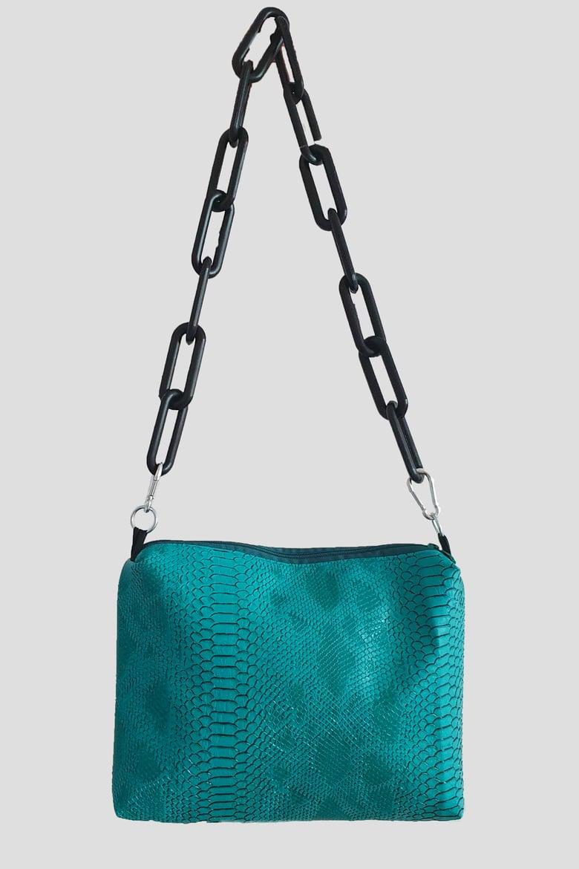 Image of sea monster purse