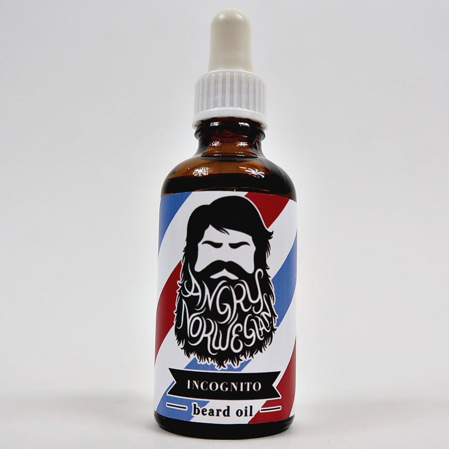 Image of Incognito Beard Oil 50ml