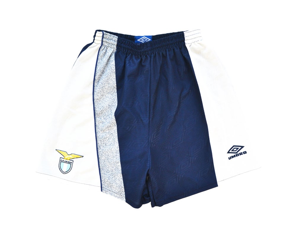 Image of 1994-95 Umbro Lazio Third Shorts L/XL