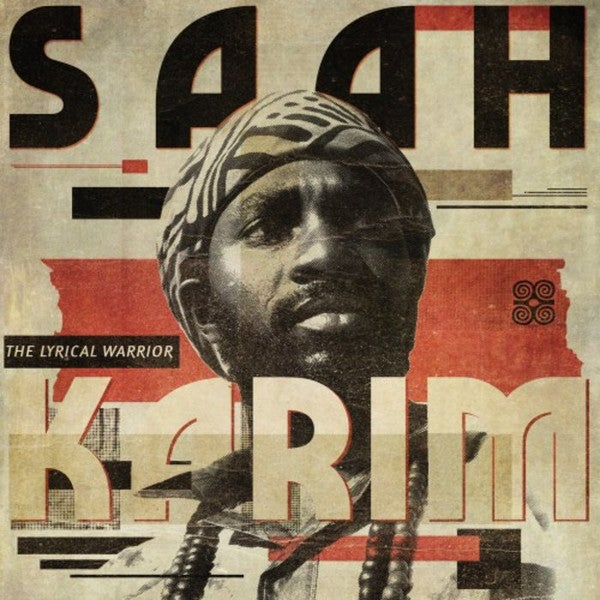 "SAAH KARIM ‎– THE LYRICAL WARRIOR / AMOUL BAYI RECORDS ‎– ABRLP001 - 12"" LP"