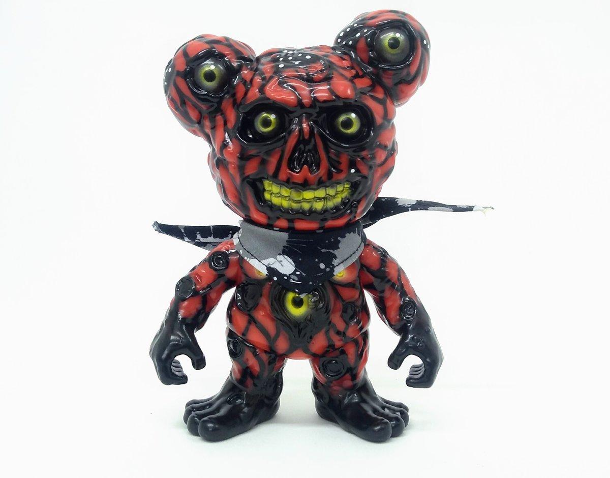 Image of Bruzzy Black Weaver 1/1 custom