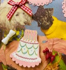 Image 1 of poodle birthday