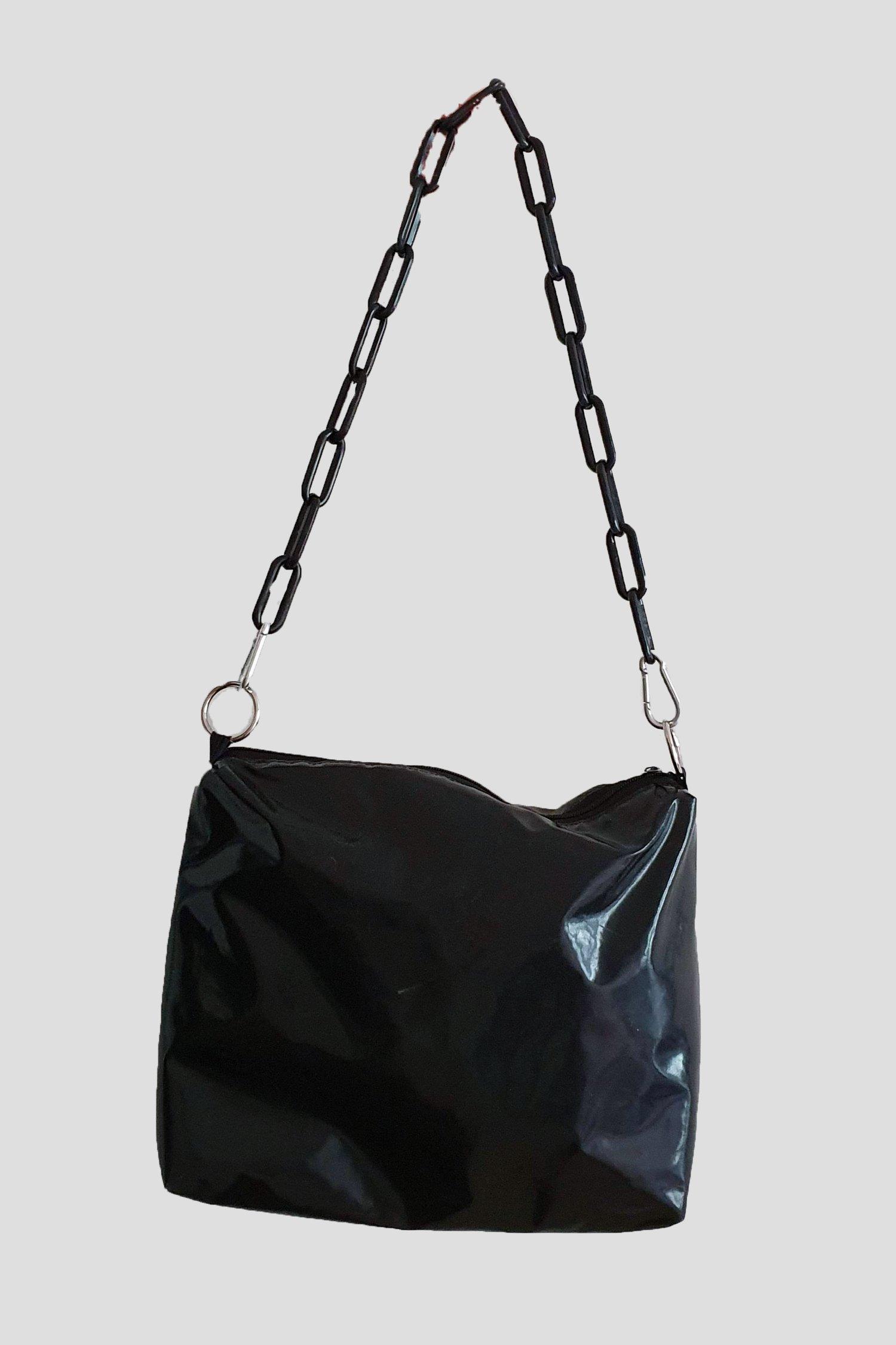 Image of PVC purse