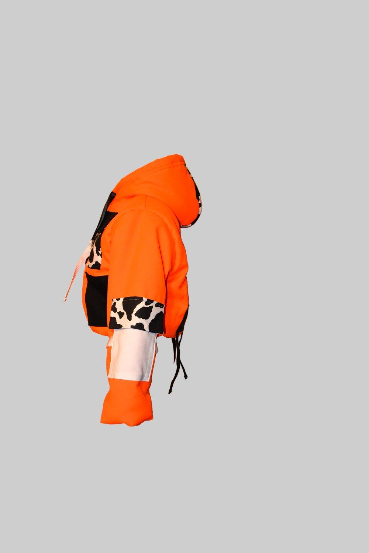 Image of Neon Puffy Jacket
