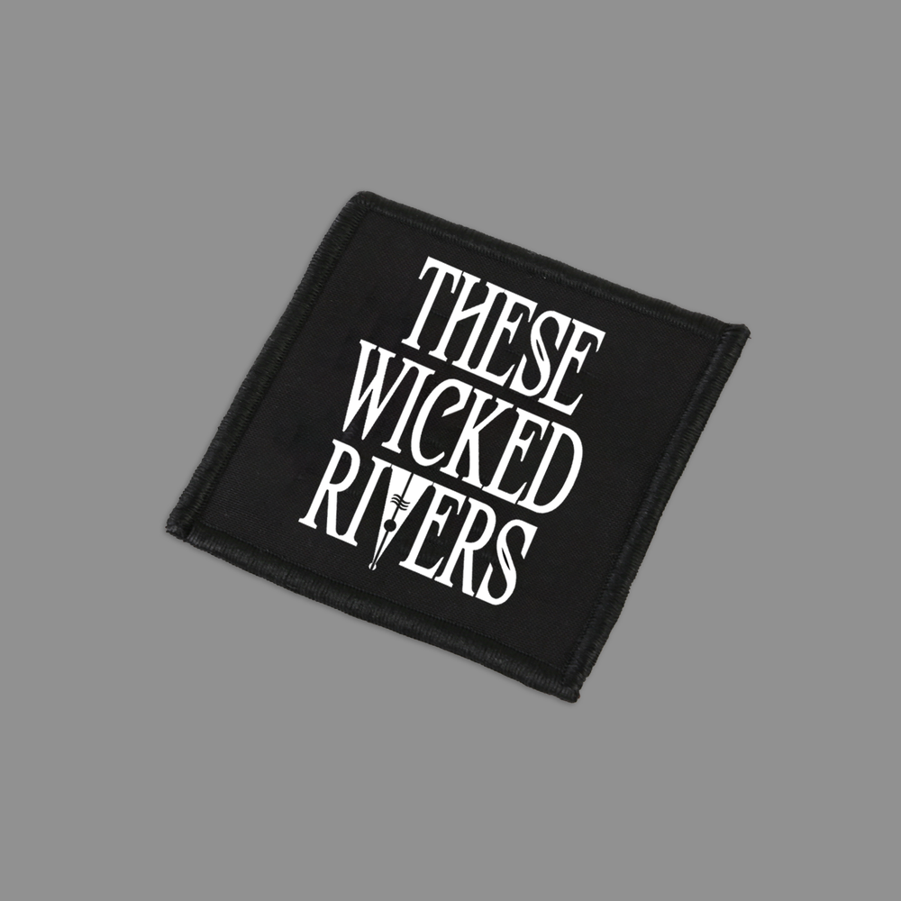 Image of These Wicked Rivers Patch