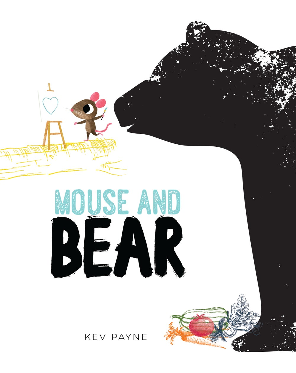 Mouse and Bear Book