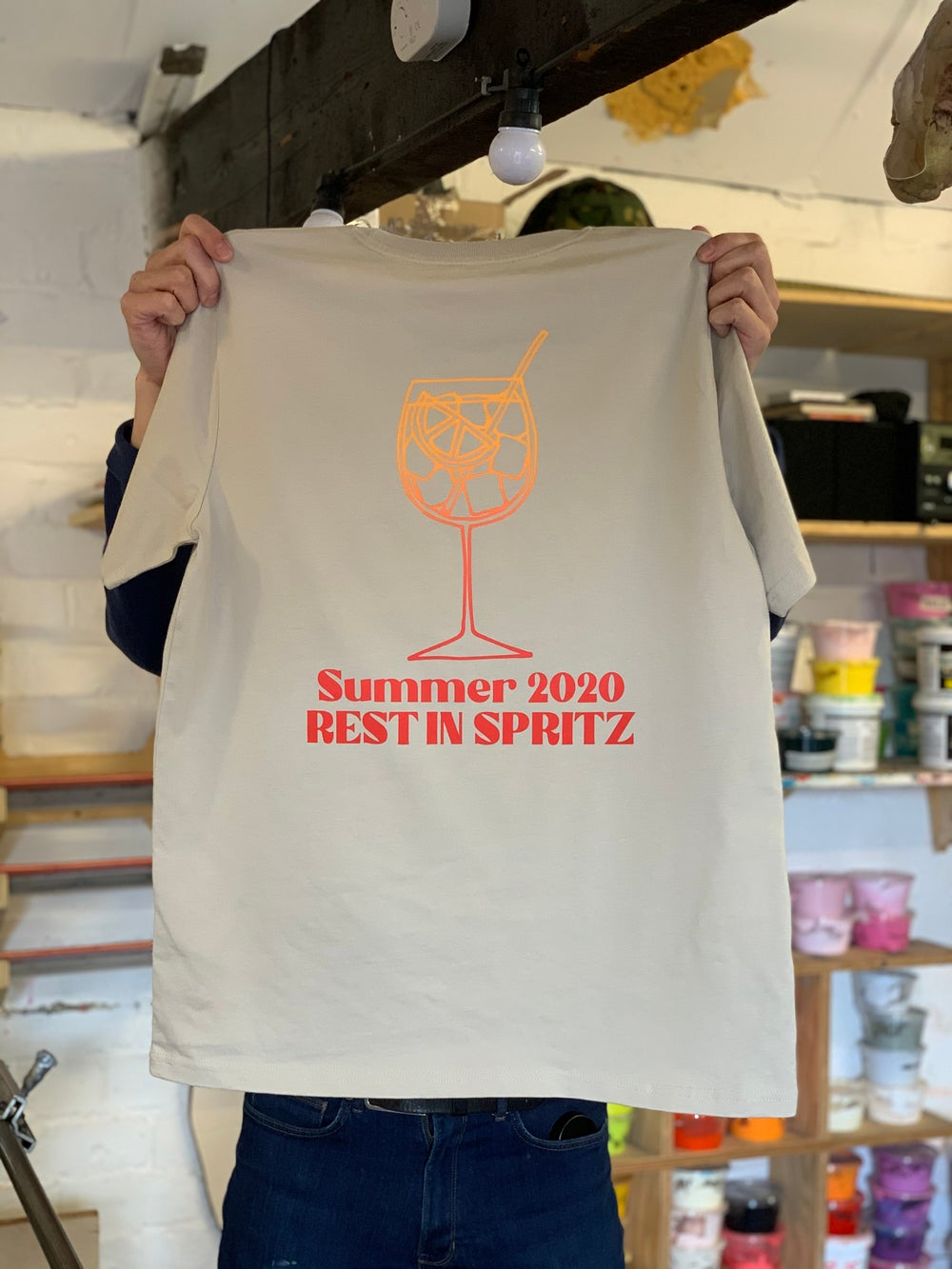 Image of Spritz 2020 Tee