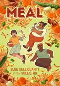 Image of Meal signed & sketched paperback