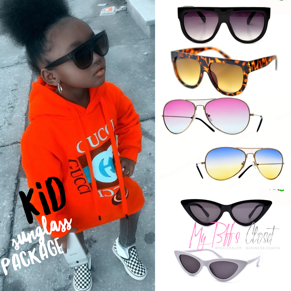 Image of Kid Shades Bundle (36 Pieces)